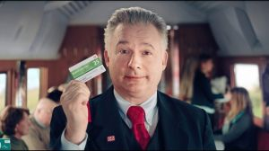 Kampagne: Deutsche Bahn - BahnCard Flex Kampagne
