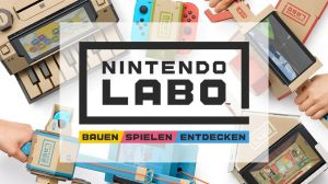 Kampagne: Ein erster Blick auf Nintendo Labo