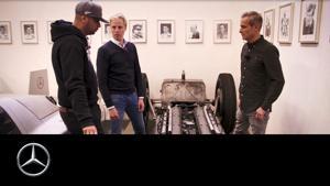 Kampagne: JP Kraemer und Matthias Malmedie: Der 12-Zylinder-Rekordwagen W 125