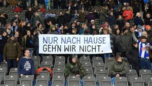 Kampagne: HEIMVORTEIL FÜR OBDACHLOSE - HERTHA BSC X ONE WARM WINTER