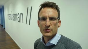 Kampagne: Christoph Edelmann von Mediaman antwortet #VolkerFragt