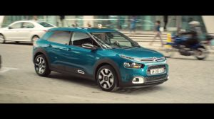 Kampagne: New Citroën C4 Cactus Hatch - TV Commercial