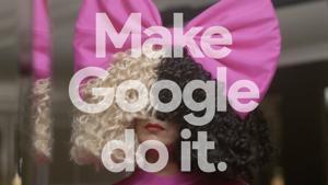 Kampagne: Hey Google: Flowers (Sia)
