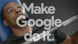 Kampagne: Hey Google: Gummy Bears (Kevin Durant)