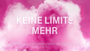 """Kampagne: Deutsche Telekom """"Keine Limits mehr"""" 2018"""