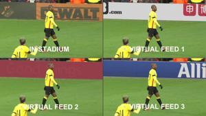 Kampagne: Virtuelle Werbung