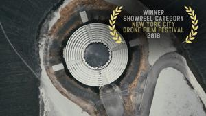 Kampagne: AIRV8 - 2018 New York City Drone Film Festival Showreel Category Winner