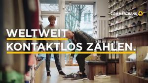 Kampagne: Commerzbank Markenkampagne Sneaker