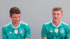 Kampagne: DFB Auswärtstrikot 2018