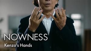 Kampagne: Kenzo Takada's Hands