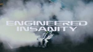 Kampagne: F1 Season Launch 2018: Engineered Insanity