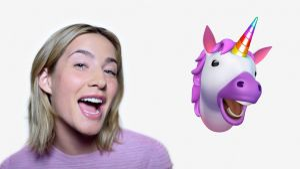 Kampagne: iPhone X – Animoji dich selbst – Apple