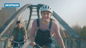 Kampagne: Decathlon - Mountainbike und City Bike | TV Werbung 2018