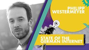 Kampagne: Philipp Westermeyer, State of the German Internet - Keynote | OMR18