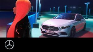 Kampagne: Mercedes-Benz A-Class 2018: Just like You | MBUX