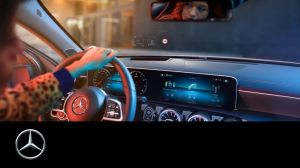 Kampagne: Mercedes-Benz A-Class 2018: Touch | Urban Story