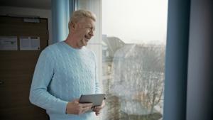 Kampagne: B&B Hotels - Boris Becker ist mies drauf