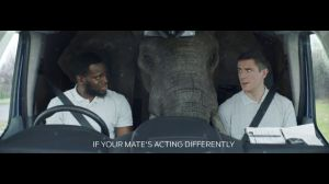 Kampagne: Elephant in the Transit | Ford UK