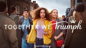 Kampagne: TOGETHER WE TRIUMPH x TV Spot 2018
