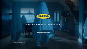 """Kampagne: IKEA - Ghosts - TV Advert 60"""" #WonderfulEveryday"""
