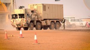 "Kampagne: Employer Branding Trailer ""Mali"" (Bundeswehr)"