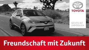 Kampagne: Toyota - Eine Freundschaft mit Zukunft   Der Film