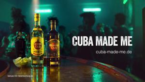 Kampagne: Havana Club #CubaMadeMe