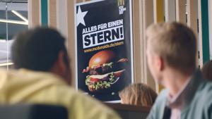 Kampagne: Wird McDonald's zum Sterne-Restaurant?