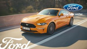 Kampagne: Ford Mustang