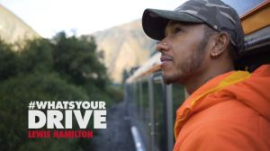 Kampagne: Lewis Hamilton | Trailer · #WhatsYourDrive