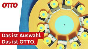 """Kampagne: Otto """"Auswahl bunt wie das Leben"""" 2018"""
