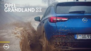 Kampagne: Opel Grandland X: Test Drive