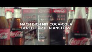 """Kampagne: Coca-Cola – """"Mach dich bereit!"""" Fußball Weltmeisterschaft 2018"""