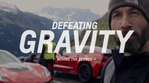Kampagne: Behind the scenes of Defeating Gravity - Chevrolet