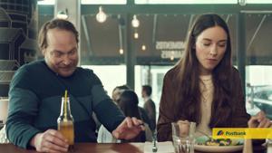 "Kampagne: Postbank TV-Spot ""Ich bin Dirk"" 2018"