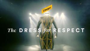 Kampagne: Schweppes - The Dress for Respect
