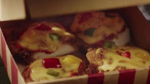 Kampagne: KFC: Chizza
