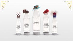 Kampagne: Sodastream Royal Wedding Bottles Edition 2018