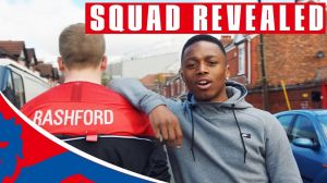 Kampagne: England's World Cup Squad Revealed!
