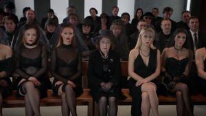 Kampagne: Stimorol Trauerfeier