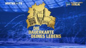 Kampagne: Hertha BSC Berlin: Die Dauerkarte deines Lebens