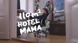 Kampagne: homegate.ch Homestories, Hotel Mama