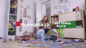 Kampagne: homegate.ch Homestories, Barber Shop