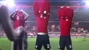 Kampagne: Nicht zu stoppen: Lenor Unstoppables in Kooperation mit dem FC Bayern München