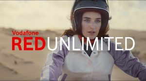 Kampagne: Vodafone Red Unlimited 60""