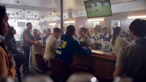 Kampagne: Visa: TV-Spot mit Zlatan Ibrahimovic