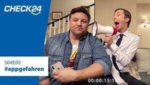 Kampagne: CHECK24 – #appgefahren: Deutschlands schnellster Kredit – 2 unvergleichliche Familien