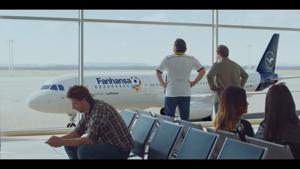 """Kampagne: Lufthansa: """"Wie in Rio"""""""