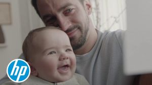 Kampagne: Dad | Reinvent Connections | HP