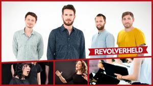 Kampagne: Rotkäppchen x Revolverheld Nacht der Chöre